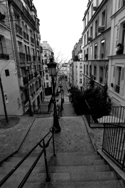 Paris 2007 We are here